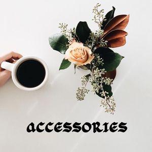Accessories - @annaconda